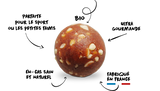 SALE - Overstim.s Organic Energy Balls - Blueberry Almond
