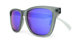 Knockaround Classics - Frosted Grey / Moonshine (Polarised)