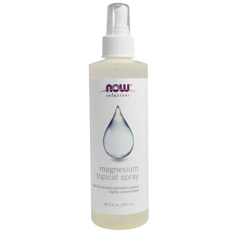 NOW Solutions Magnesium Topical Spray - 237ml