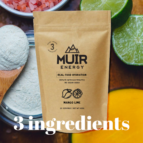 Muir Energy - Mango Lime Hydration Mix
