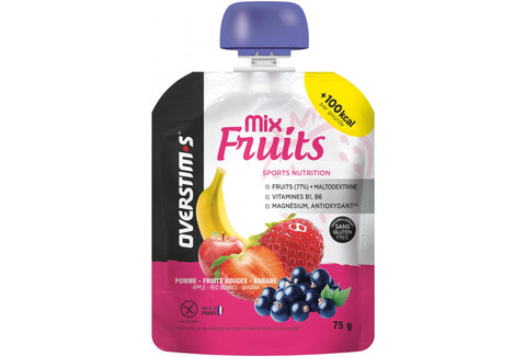 Overstim.s Mix Fruits - Apple-Red Berries-Banana