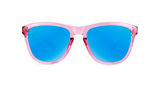 Knockaround Kids Premiums - Glossy Pink / Aqua (Non-Polarised)