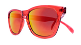 Knockaround Classics - Red Monochrome (Non-Polarised)