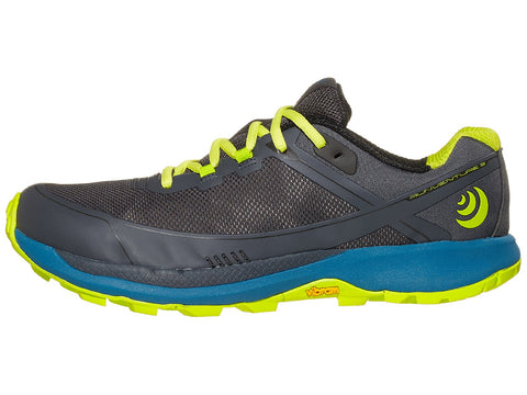 Topo Athletic Runventure 3 - Grey/Green - Women's