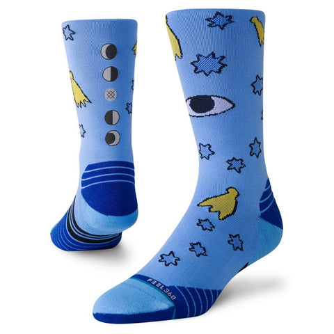 Stance Running Socks - Cavalo Eye Crew