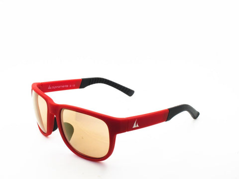 SALE - Alpinamente 2841m Photochromic - Red/Air Bronze Lens