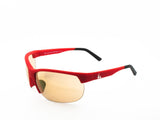 Alpinamente AIR Photochromic - Red/Air Bronze Lens