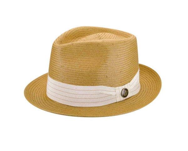 Goorin Bros. | SNARE Straw Fedora in NATURAL