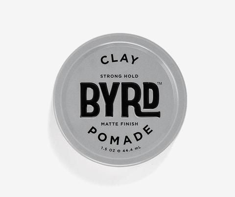 Byrd | Strong Hold Clay Pomade