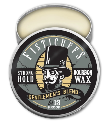 Grave Before Shave | Gentlemen's Blend Bourbon MOUSTACHE WAX