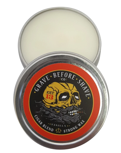 Grave Before Shave | Cigar Blend MOUSTACHE WAX