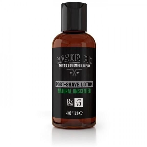 Razor MD | Post-Shave Lotion in Natural Unscented