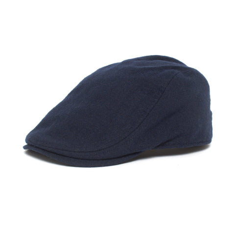 Goorin Bros. | Mikey Wool Blend Flatcap in NAVY