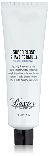 Baxter | Super Close SHAVE Formula