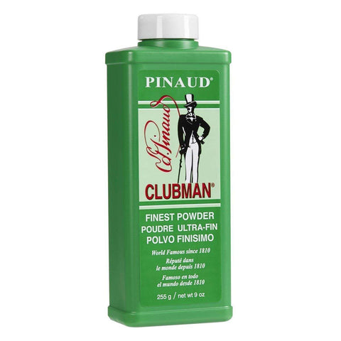 Pineaud Clubman | Talcum Powder