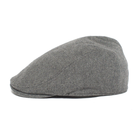 Goorin Bros. | Mikey Wool Blend Flatcap in CHARCOAL