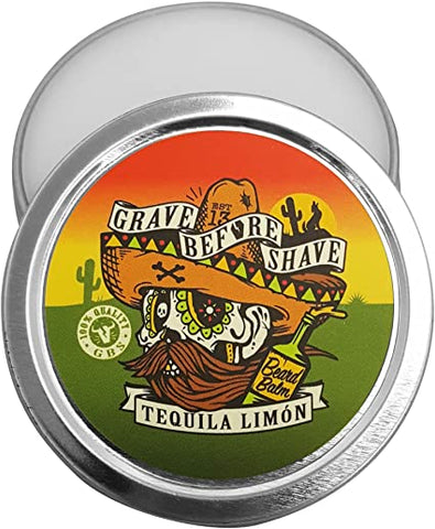 Grave Before Shave | Tequila Limon BEARD BALM