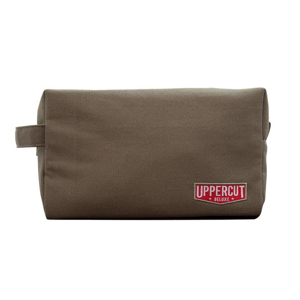 Uppercut Deluxe | Wash Bag in ARMY GREEN