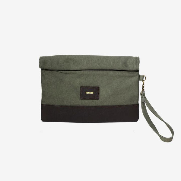HEMSON | The Barrier in MILITARY GREEN