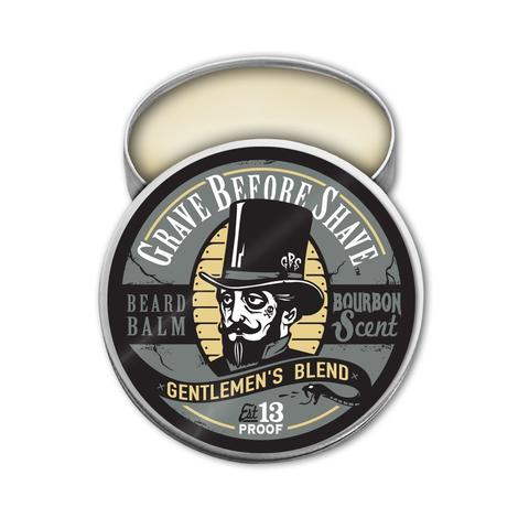 Grave Before Shave | Gentlemen's Blend Bourbon BEARD BALM