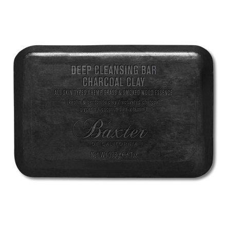 Baxter | Deep Cleansing Bar CHARCOAL CLAY