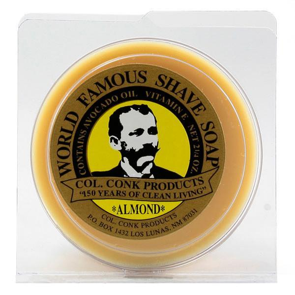 Colonel Conk Almond Shaving Soap