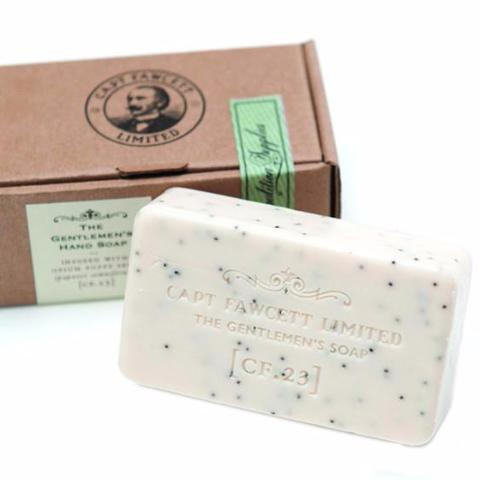 Capt Fawcett | The Gentlemen's Soap