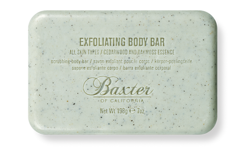 Baxter | Exfoliating Body Bar