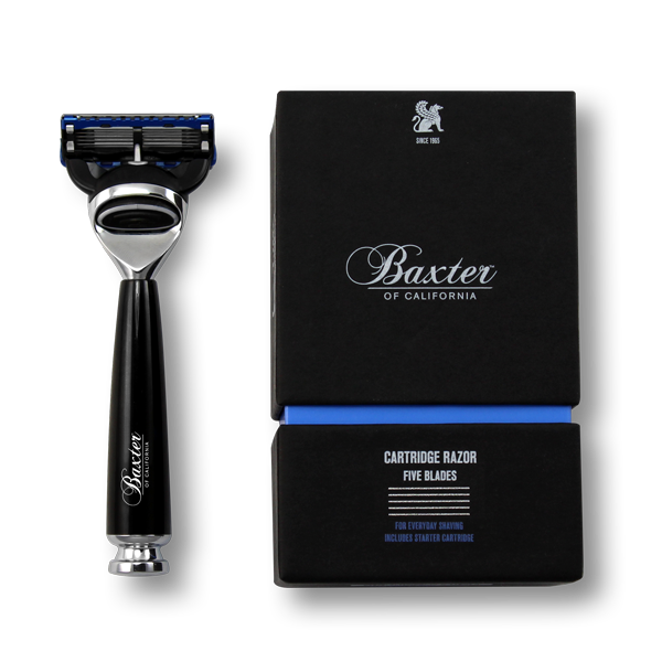 Baxter | Five Blade Cartridge Razor
