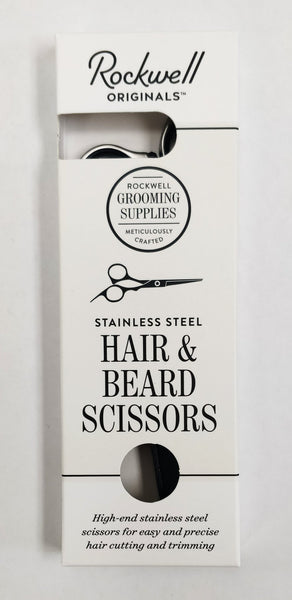 Rockwell Razors | Hair & Beard Scissors