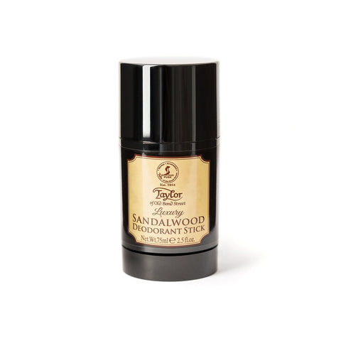 Taylor of Old Bond Street | Sandalwood Deodorant Stick 75ml