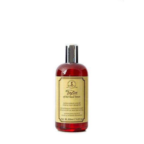 Taylor of Old Bond Street | Sandalwood Hair and Body Shampoo