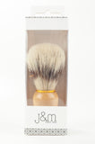 Vie-Long | Bristle Shaving Brush with Wood Handle
