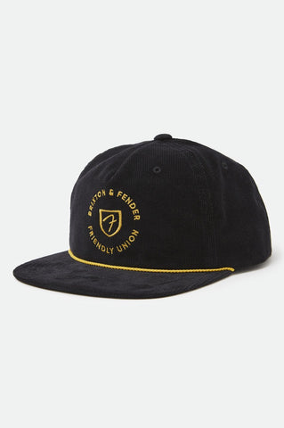BRIXTON | Fender Electric MP Snapback