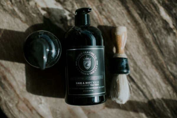 Crown Shaving Co. Hair and Body Wash