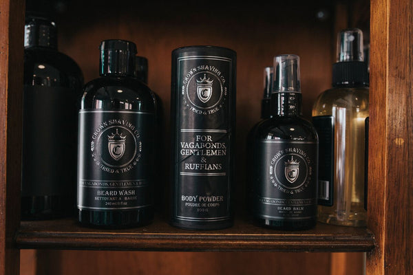 Crown Shaving Co. Beard Wash