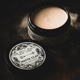 The Holy Black | Matte Clay