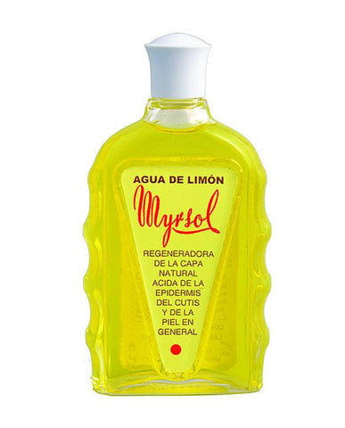 Myrsol | Lemon Aftershave