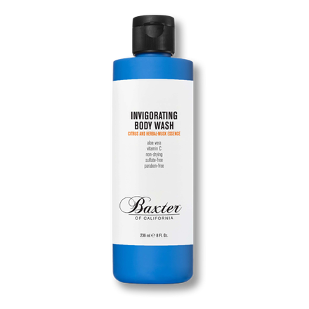 Baxter | Invigorating Body WASH in Citrus & Herbal Musk