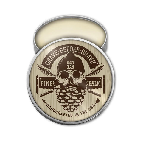 Grave Before Shave | Pine Blend BEARD BALM