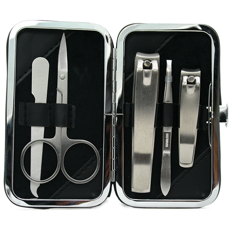 Rockwell Razors | Stainless Steel MANICURE Set (5 piece)