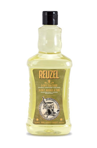 Reuzel | 3-in-1 Tea Tree