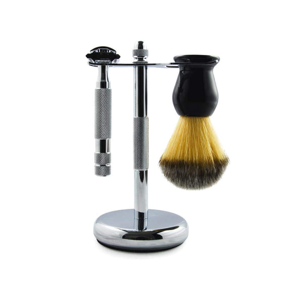 Rockwell Razors | 3-Piece Set with 2C Adjustable Safety Razor