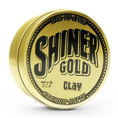 Shiner Gold | Maximum Matte Clay