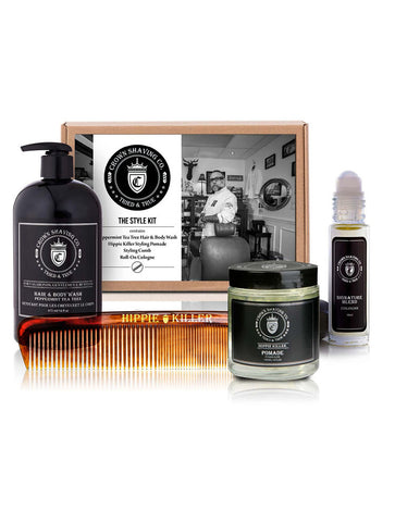 Crown Shaving Co. | The Style Kit