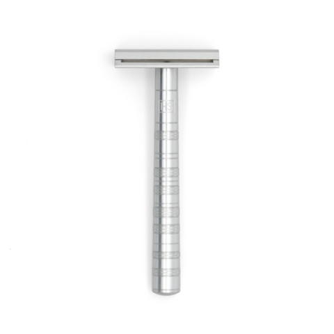Henson | AL13 Safety Razor in Aicraft Aluminum