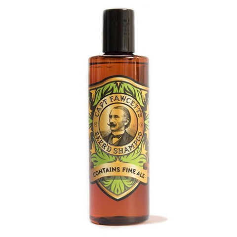 Capt Fawcett's | Beer'd Shampoo Beard Wash