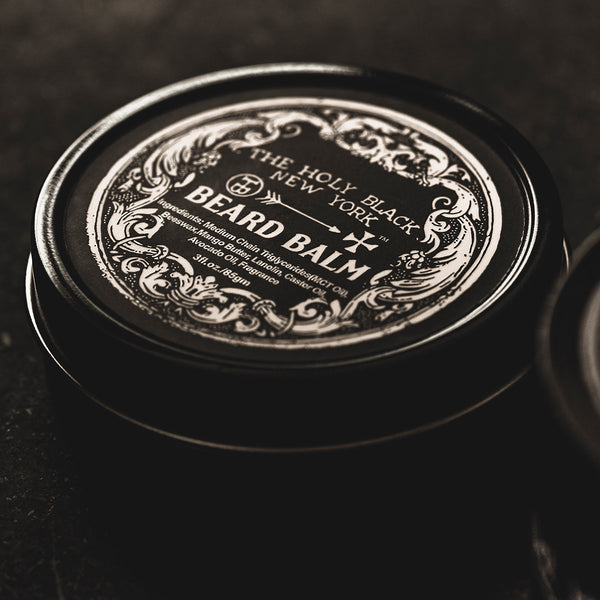 The Holy Black | Beard Balm