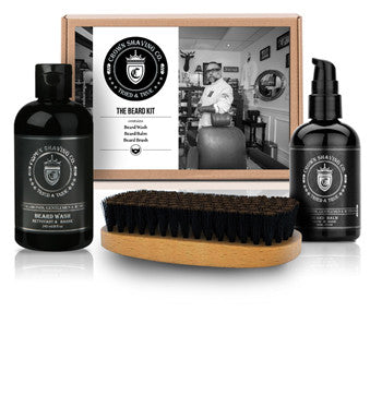 Crown Shaving Co. | The Beard Kit
