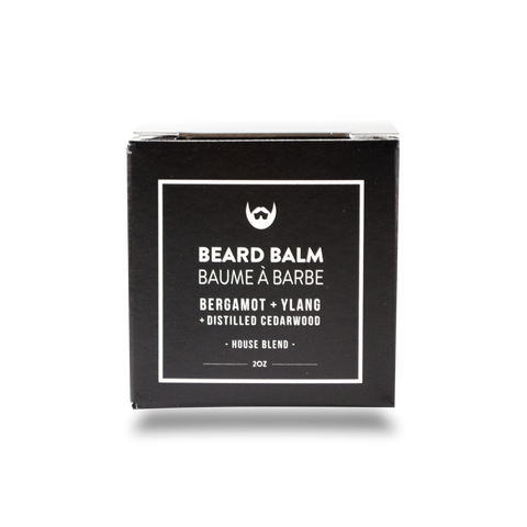 Always Bearded | Beard Balm in Bergamot + Ylang